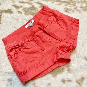 Forever 21 Coral Beach Shorts